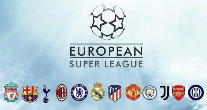 Liga Super Eropa Adalah