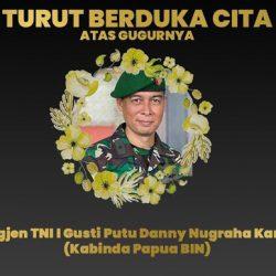 Kabinda Papua Gugur dalam Tragedi Baku Tembak Dengan KKB Papua, Jokowi Beri Instruksi Lanjutan