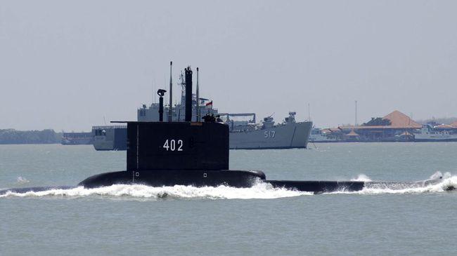 kapal selam KRI nangala -402
