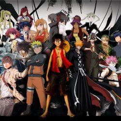 Karakter Anime dari yang Paling Bodoh Sampai yang Tercantik