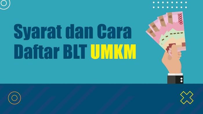 Cek Daftar Penerima BLT UMKM 2021 1,2 Juta