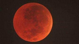 Gerhana Bulan Total pada 26 Mei 2021 besok menjadi spesial.