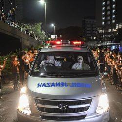 Pangdam Jaya Pimpin Pelepasan Jenazah Nakes Wisma Atlet Asal Cilacap