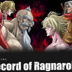 Record of Ragnarok Sub Indo