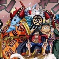 akhir manga One Piece 1016