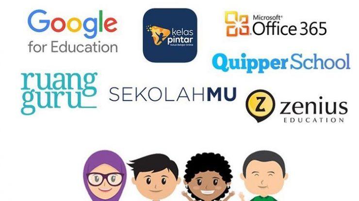 5 Aplikasi Pembelajaran Daring Terbaik