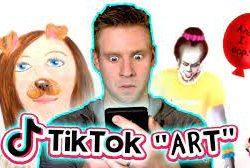 Art of Zoo TikTok