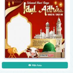 Twibbon Hari Raya Idul Adha 1442