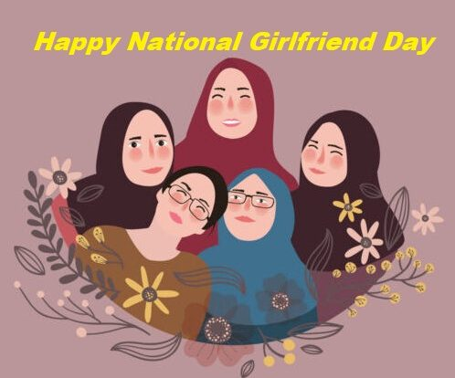 Quote atau Caption Happy National Girlfriend Day