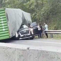 Bos Indomaret Meninggal Kecelakaan